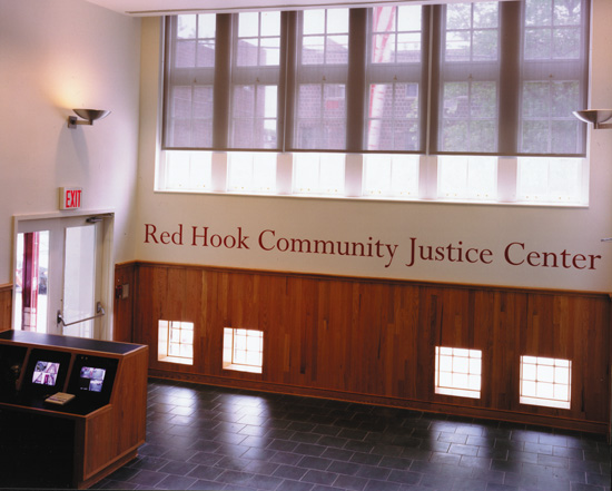 The Red Hook Community Justice Center
