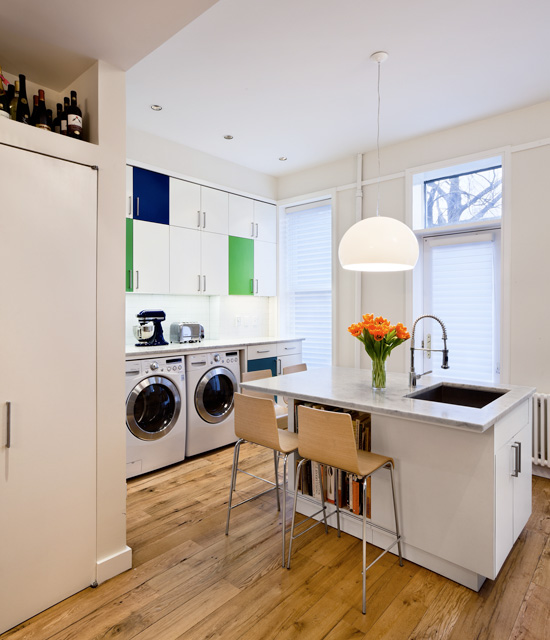 Townhouse Renovation, Park Slope, Brooklyn, NY